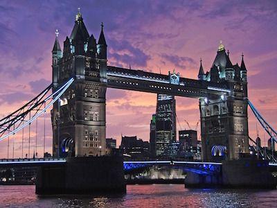 Boot naar engeland Londen