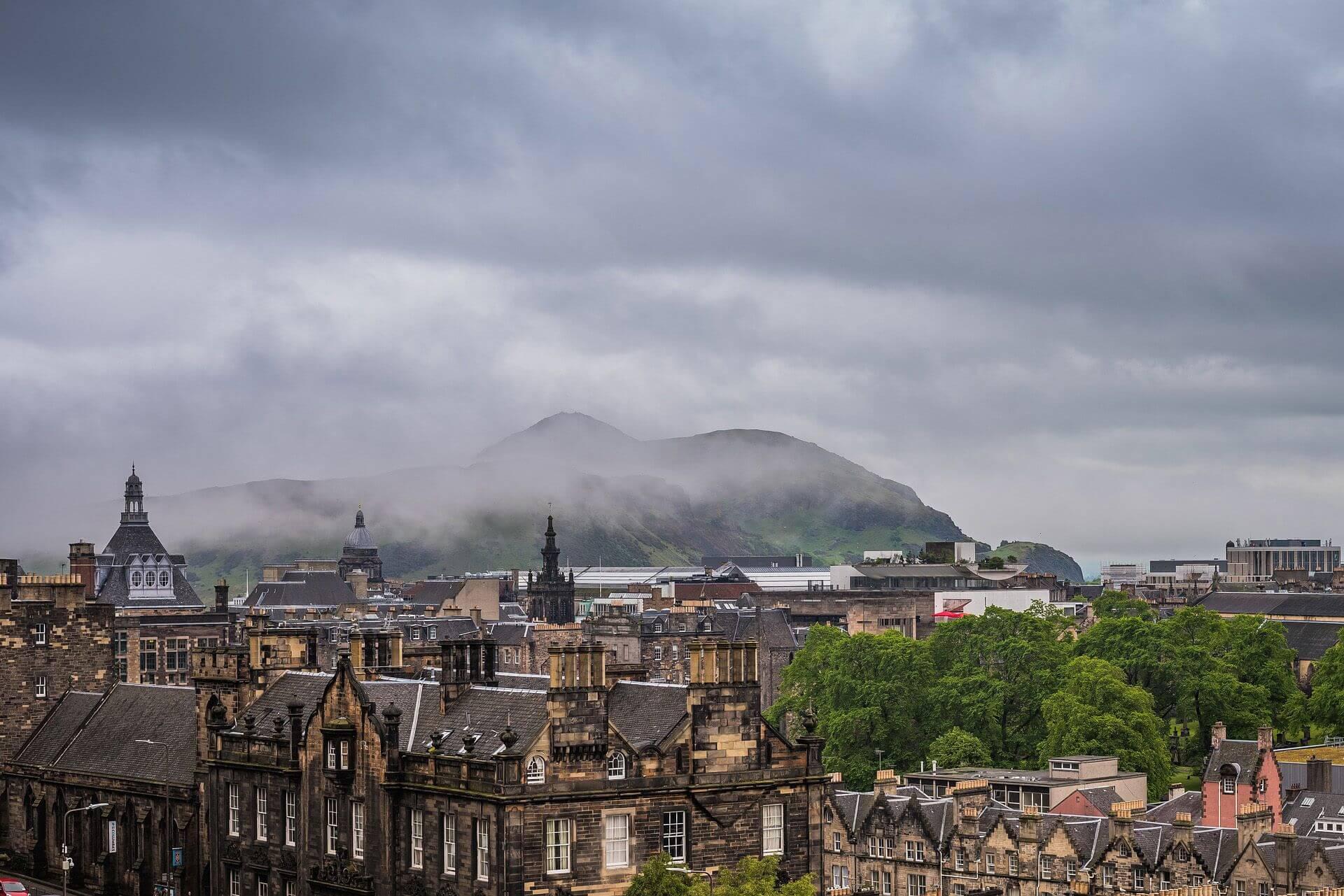 Edinburgh impressie