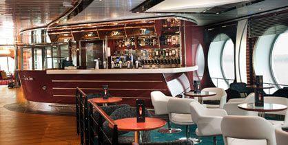 Stenaline bar