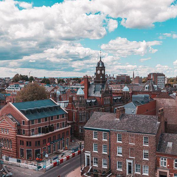 York-architectuur engeland