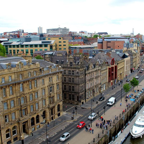 Newcastle-Impressie