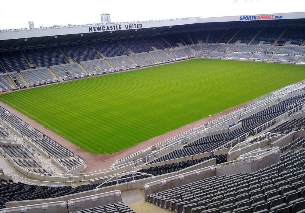 Newcastle stadion st james