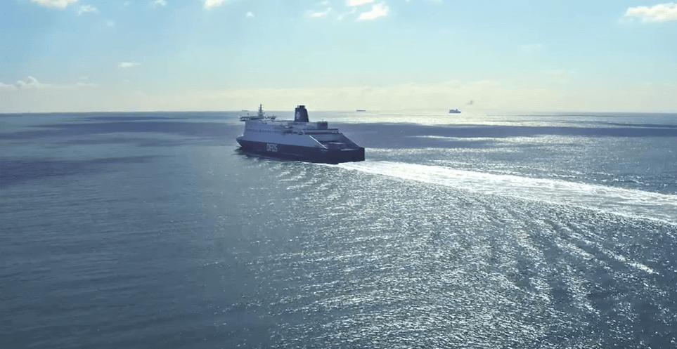 Overtocht DFDS Frankrijk Dover