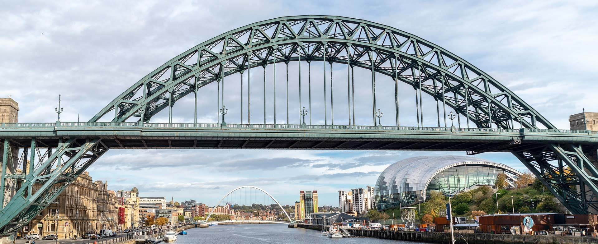 Tyne-Bridge-Newcastle-Engeland