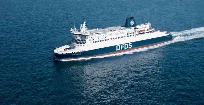 Duinkerken Dover veerboot