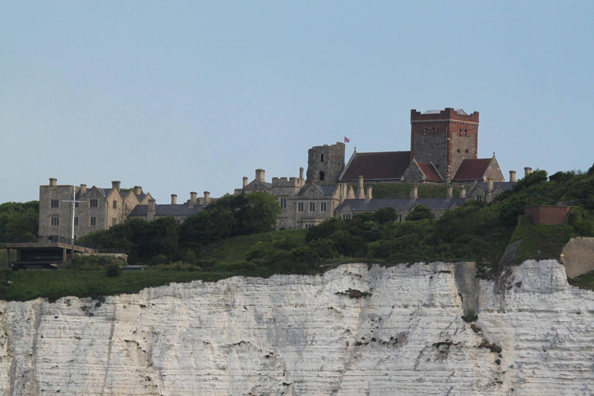kasteel white cliffs dover