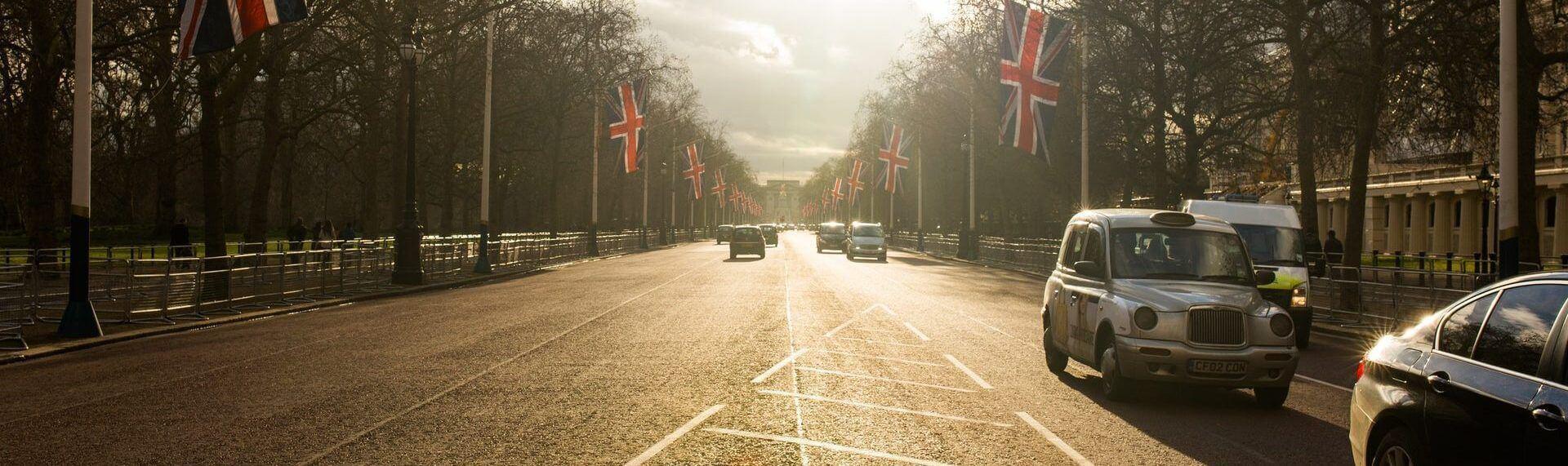 overtocht naar Engeland
