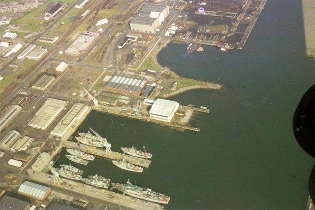 rosyth dock